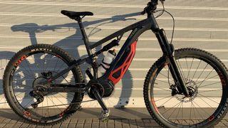Bici electrica E-Thok/Ducati Mig-R 2018 talla M