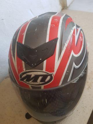 casco moto