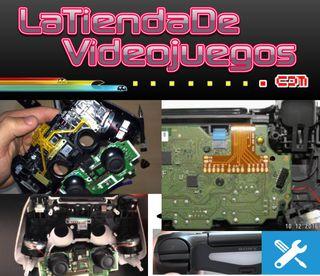 Reparación mando competitivo Scuf PS4