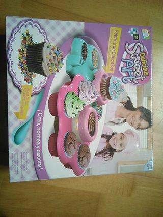 fabrica cupcakes microondas super diver