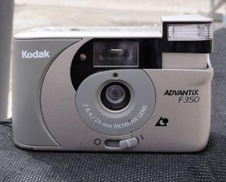 Kodak Advantix F 350 - camera compacta vintage