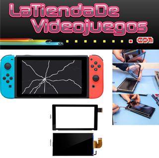 Reparación pantalla Nintendo Switch