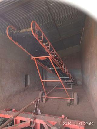 cinta elevadora de 8 metros