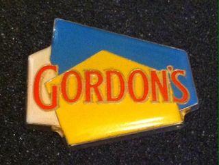 PIN GINEBRA GORDON'S