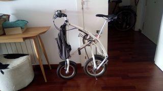 ossby bicicleta plegable
