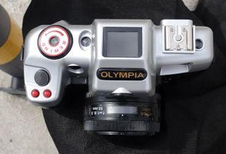 Olympia Big View - Reflex style camera