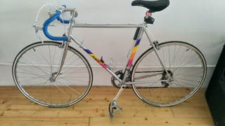 bicicleta carretera clásica Rieju