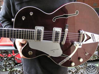 Guitarra electrica Gretsch Tennessee Rose de zurdo