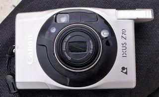 Canon Ixus Z 70 - camera coleccion