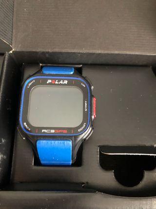 Polar RC3 gps azul