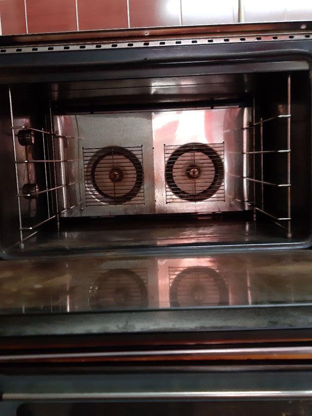Horno de 4 bandejas de pan