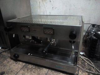 cafetera industrial 2 mandos