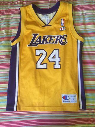 Camiseta Lakers NBA