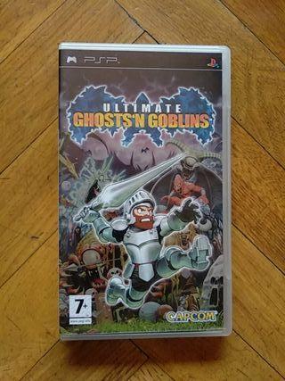 Ultimate Ghosts'n Goblins PSP