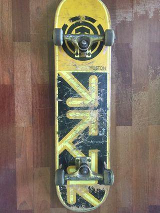 Skate Element Nyjah Huston