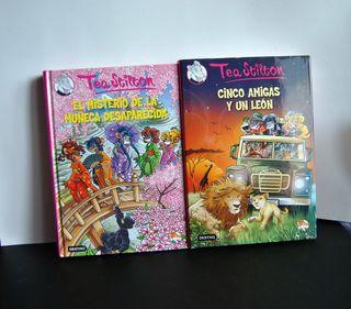 Tea Stilton Libros