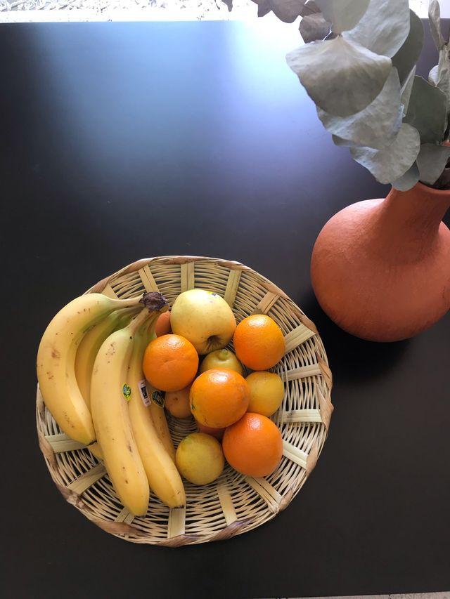 Magnifique corbeille à fruit