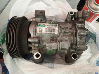 compresor aire acondicionado Renault Clio 3