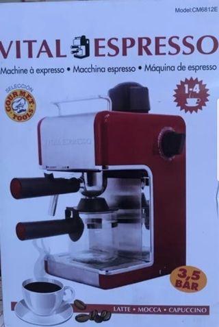 Cafetera expreso