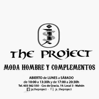 THE PROJECT MODA HOMBRE EN MAHON