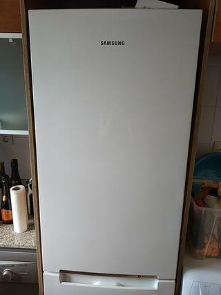 nevera+congelador Samsung