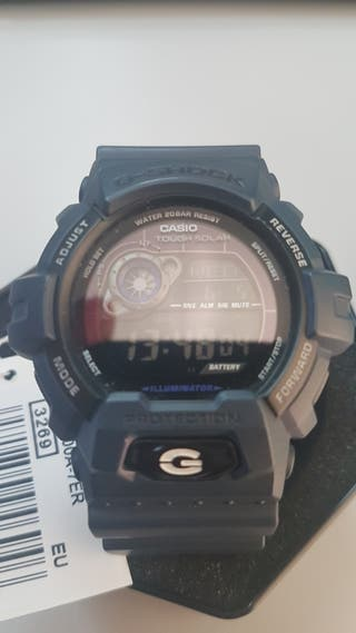 46335a77eefd Reloj G Shock de segunda mano en Madrid en WALLAPOP