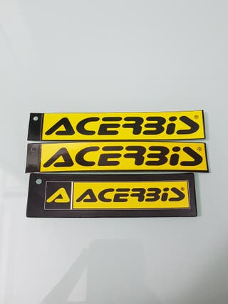 3 Pegatinas ACERBIS