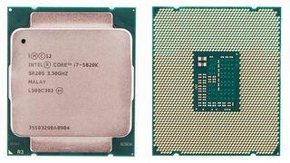 Intel I7-5820k 3.3GHz 6 núcleos 2011-V3 2011-3