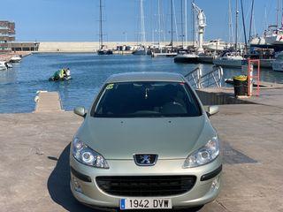 Peugeot 407 ¡¡ETIQUETA MEDIO B!!
