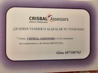 Crisbal Assesors Inmobiliaris 697180762