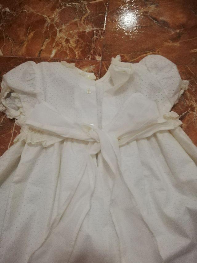 vestido niña 12,12-18 meses