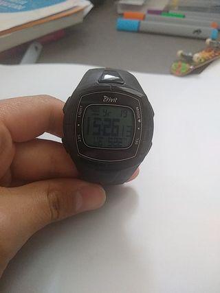 reloj y pulsómetro