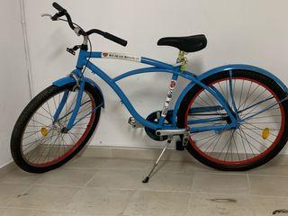 Bicicleta Hood Bikes Rodado 26 Liquido x viaje