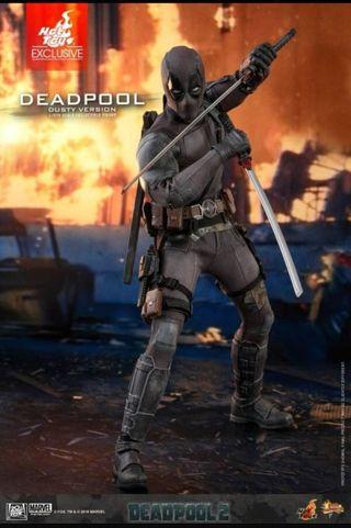 HOT TOYS Deadpool Dusty Version