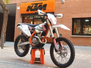 KTM EXC 250F 2019 SIX DAYS CHILE !!