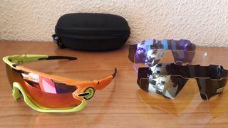 337358a6b9 Gafas Oakley ciclismo de segunda mano en Madrid en WALLAPOP