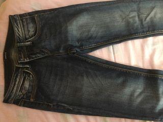 Pantalones Morgan