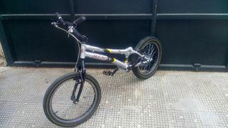 bicicleta trial Monty 219 alp