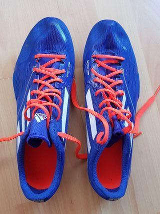 zapatillas clavos adidas