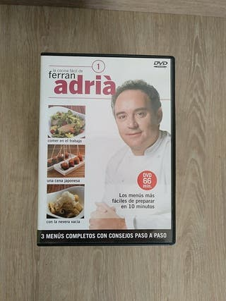 LA COCINA FÁCIL DE FERRÁN ADRIÁ