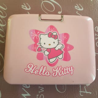 Dvd portatil Hello Kitty