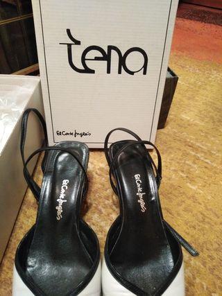 d61215e3 Zapatos el Corte Inglés de segunda mano en Bilbao en WALLAPOP