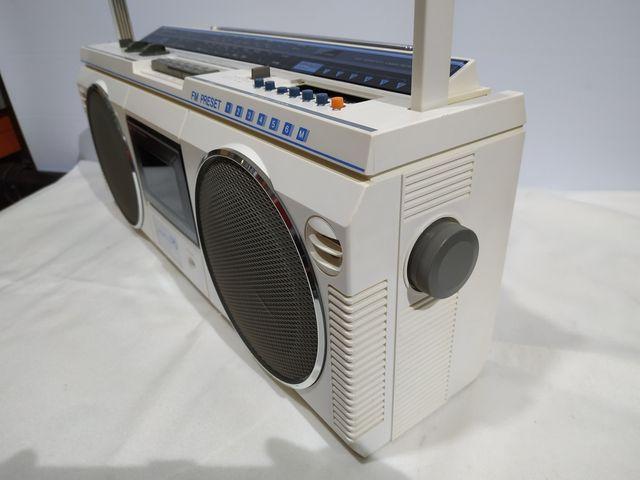 Boombox Hitachi TRK P6