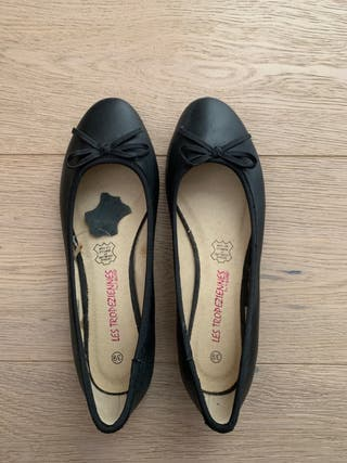 Brand new leather ballet flat