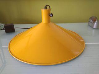 Lámpara Metalarte años 70