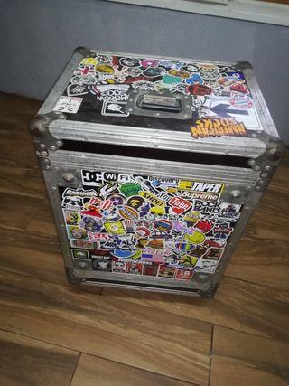 Caja transporte