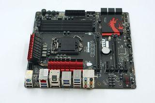 MSI GAMING Z87M placa base Z87 LGA1150 Micro-ATX