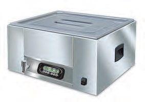 Sous Vide-Cocción a baja temperatura