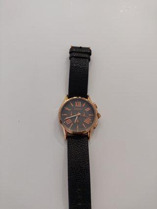 Oozoo Quartz Watch Men's Leather Bracelet