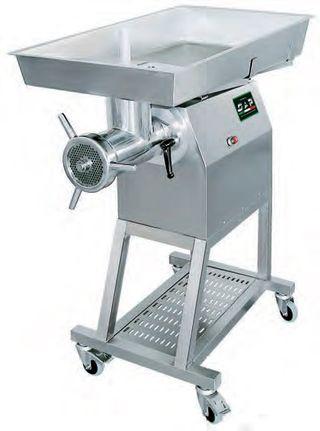 Picadora de carne para gran producción